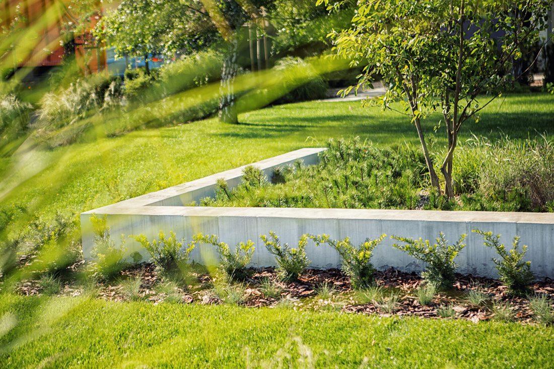 Projekt nowoczesnego ogrodu Poznań