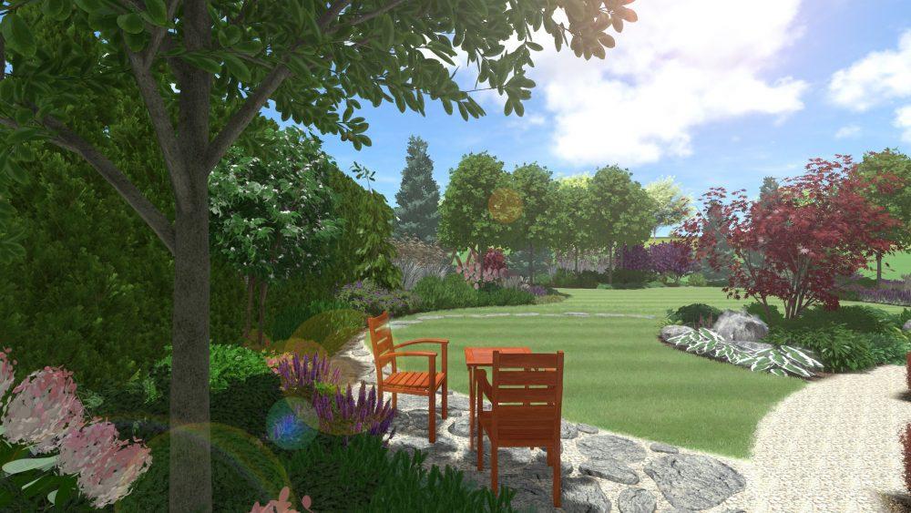 ogród naturalistyczny pod poznaniem Rockandflower studio projektowanie ogrodów architektura krajobrazu (3)