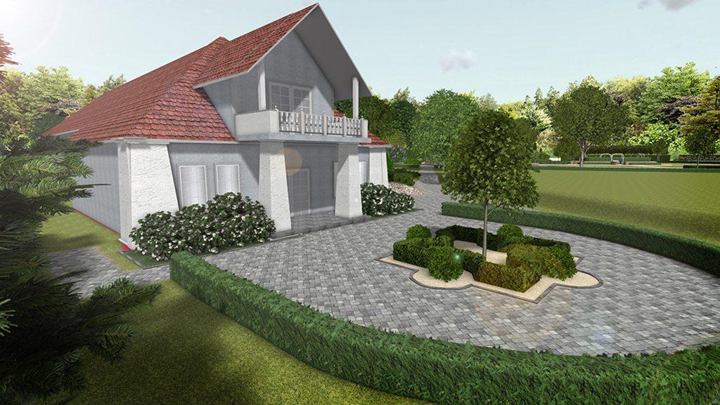 Country park poznań projekt zieleni rock and flower studio rfstudio
