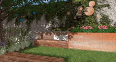projekt nowoczesnego ogrodu Poznań, projektowanie nowoczesnych ogrodów, Projekt ogrodu Poznań, projektowanie ogrodów poznań, architekt krajobrazu poznań, ogrody poznań, ogrody, projektowanie ogrodów