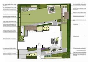 nowoczesny ogród - ogrody geometryczne - projekt ogrodu Poznań