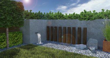 ogrod w stylu skandynawskim gdynia sopot trójmiasto gdańsk betonowa ściana nowoczesny ogród (3)