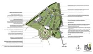 Country Park Poznań - projekt zieleni przy dworku - eleganckie założenia zieleni