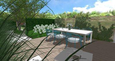Projektowanie przestrzeni prywatnej - ogrody, balkony