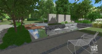 projekt nowoczesnego ogrodu, projektowanie ogrodów Poznań, architekt krajobrazu Poznań (1)